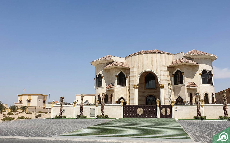 Rashidiya Villa